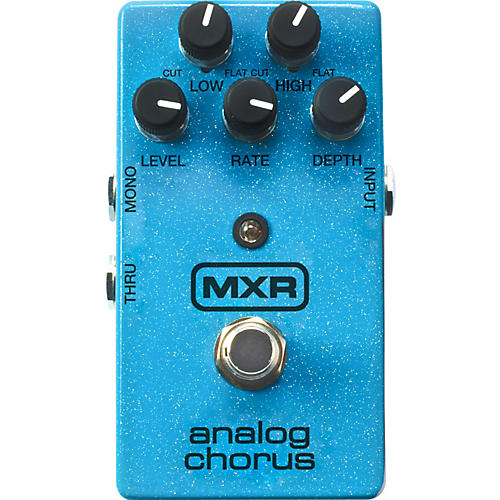 MXR M234 Analog Chorus Guitar Effects Pedal-thumbnail
