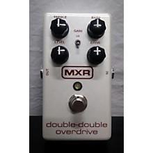 MXR M250 Double-Double Overdrive Effect Pedal