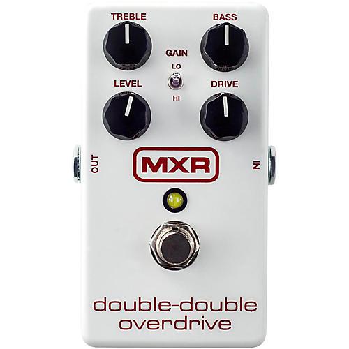 MXR M250 Double-Double Overdrive Pedal-thumbnail