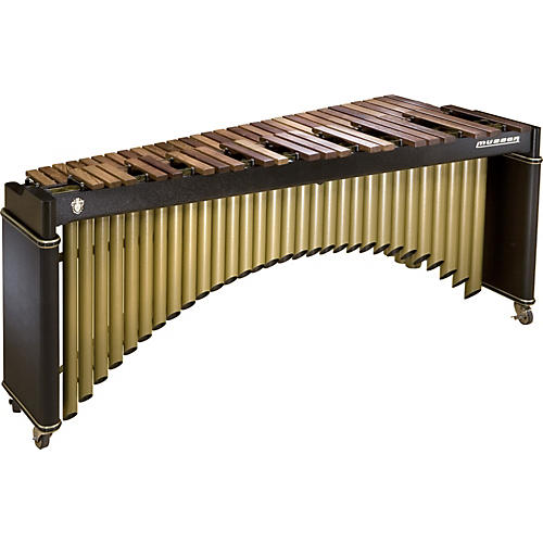 musser m250 grand concert 4 3 octave rosewood marimba guitar center. Black Bedroom Furniture Sets. Home Design Ideas