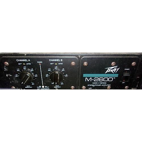 Peavey M2600 Power Amp