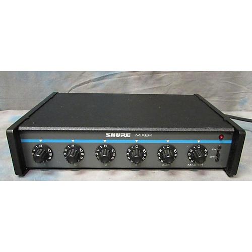 Shure M268 Unpowered Mixer-thumbnail