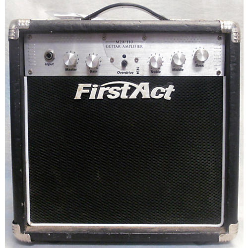 used first act m2a110 guitar combo amp guitar center. Black Bedroom Furniture Sets. Home Design Ideas