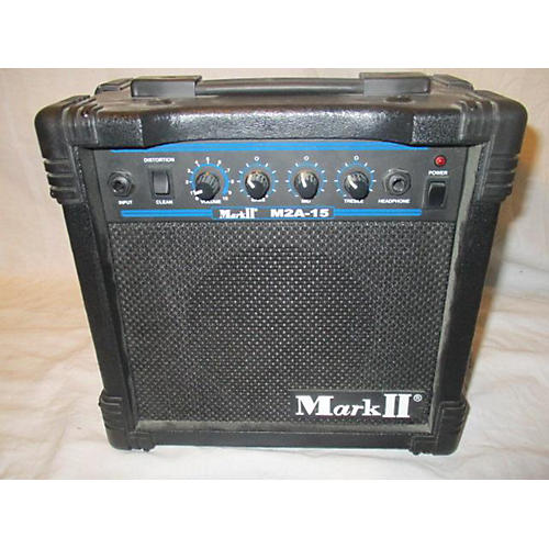 used first act m2a15 guitar combo amp guitar center. Black Bedroom Furniture Sets. Home Design Ideas