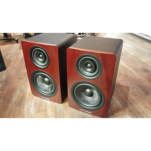 M-Audio M3-8 PAIR Powered Monitor-thumbnail