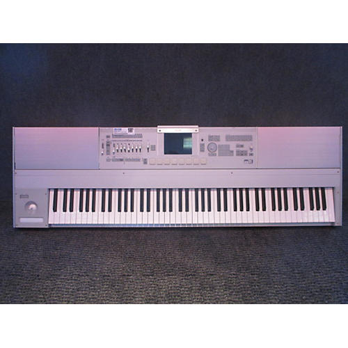 Korg M3 88 Key Keyboard Workstation-thumbnail