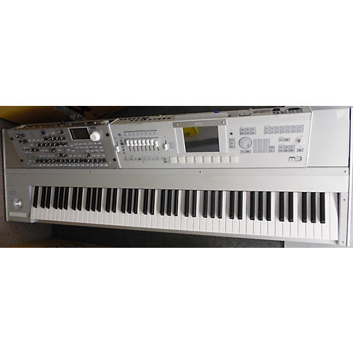 Korg M3 88 Key W/RADIAS Keyboard Workstation