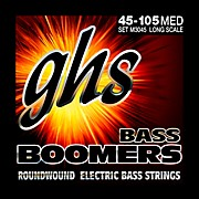 M3045 Bass Boomers Medium Electric Bass Strings