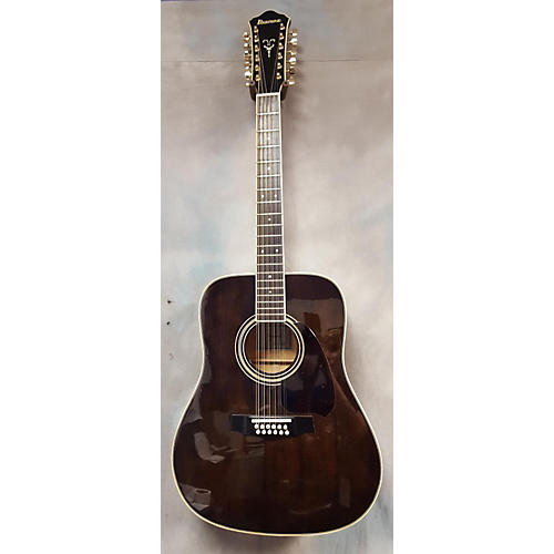 Ibanez M342 12 String Acoustic Guitar-thumbnail