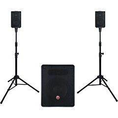 M350 Portable PA System with Subwoofer