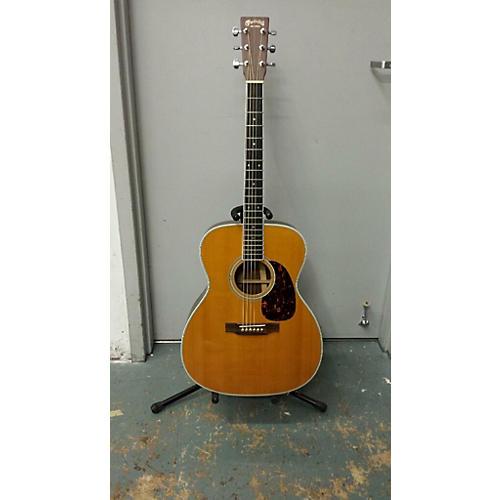 Martin M36 Acoustic Electric Guitar-thumbnail