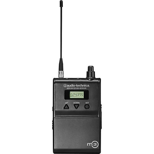 Audio-Technica M3RL Bodypack Receiver for M3L-thumbnail