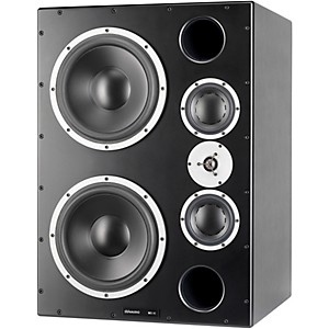 Dynaudio Acoustics M3VE 3-Way Main Monitor Left Side by Dynaudio Acoustics