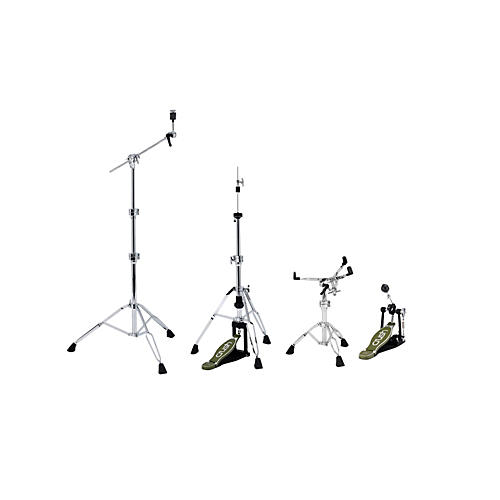 Crush Drums & Percussion M4 4-Piece Hardware Pack with 1 Boom Stand-thumbnail