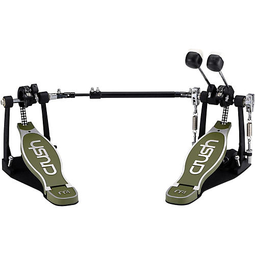 Crush Drums & Percussion M4 Double Bass Drum Pedal with Hard Case-thumbnail