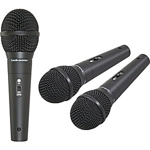 Audio-Technica M4000S Microphone 3 Pack