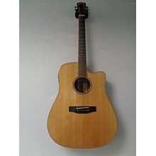 Morgan Monroe M40ntce Acoustic Electric Guitar