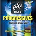 GHS M4500 Boomers 52S Roundwound Electric Bass Guitar Strings  Thumbnail