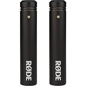 Rode Microphones M5 Compact 1/2 inch Condenser Microphone - Matched Pair by Rode Microphones