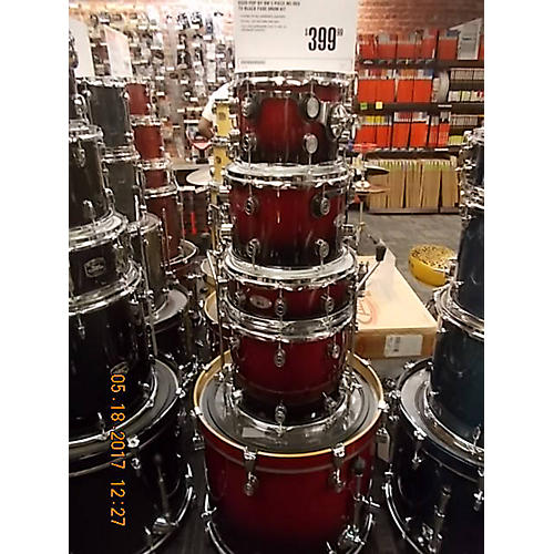 Used pdp by dw m5 drum kit guitar center for 14x12 floor tom