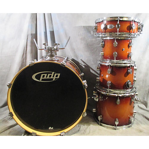 Used Pdp By Dw M5 Maple Drum Kit Drum Kit Guitar Center
