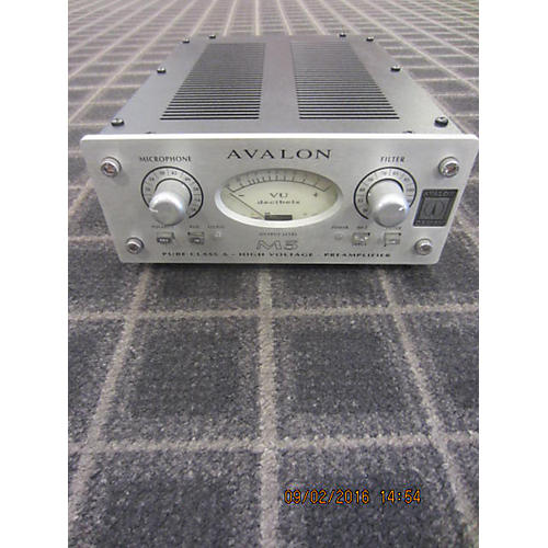 Avalon M5 Mono Pure Class A Microphone Preamp-thumbnail