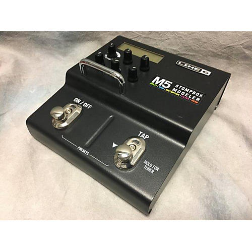 Line 6 M5 Stompbox Modeler Effect Processor-thumbnail