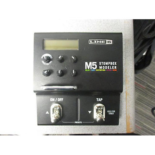 Line 6 M5 Stompbox Modeler Effect Processor