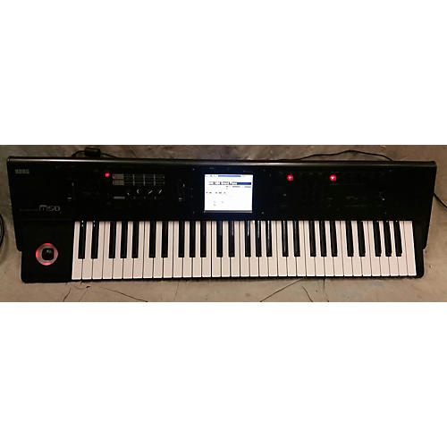 Korg M50 61 Key Keyboard Workstation