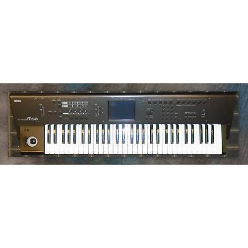 Korg M50 61 Key Keyboard Workstation-thumbnail