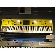 Korg M50 61 YELLOW Keyboard Workstation