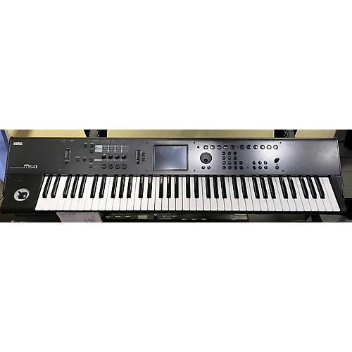 Korg M50 73 Key Keyboard Workstation-thumbnail