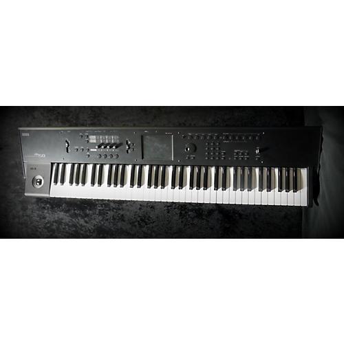 used korg m50 88 key keyboard workstation guitar center. Black Bedroom Furniture Sets. Home Design Ideas
