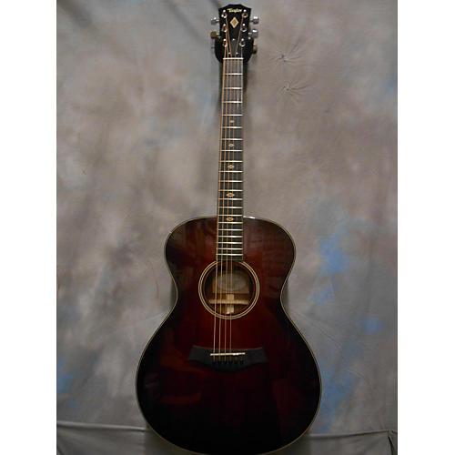 Taylor M522 Acoustic Guitar shaded edge burst