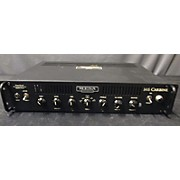 Mesa Boogie M6 Carbine 600W Tube Bass Amp Head
