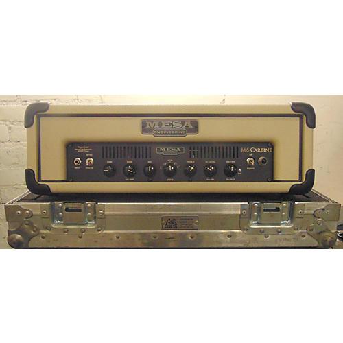 Mesa Boogie M6 Carbine 600W Tube Bass Amp Head-thumbnail