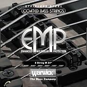 M6 EMP COATED 6-String Bass Strings Medium