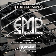 Warwick M6 EMP COATED 6-String Bass Strings Medium