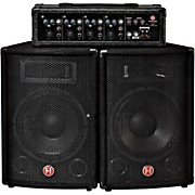 M60 60-Watt, 4-Channel Compact Portable PA with 10 in. Speakers