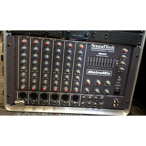 SoundTech M620 Power Amp-thumbnail