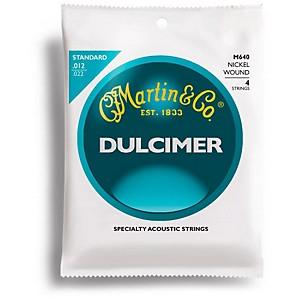 Martin M640 Nickel Alloy Standard Dulcimer Strings