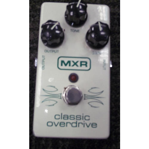 MXR M66 / CL1 Classic Overdrive WHITE AND GREEN