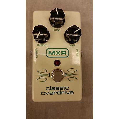 MXR M66S Classic Overdrive Effect Pedal-thumbnail