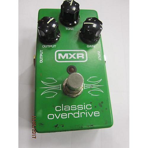 MXR M66S Classic Overdrive Effect Pedal