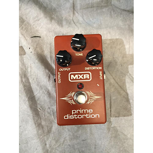 MXR M69 Prime Distortion Effect Pedal-thumbnail