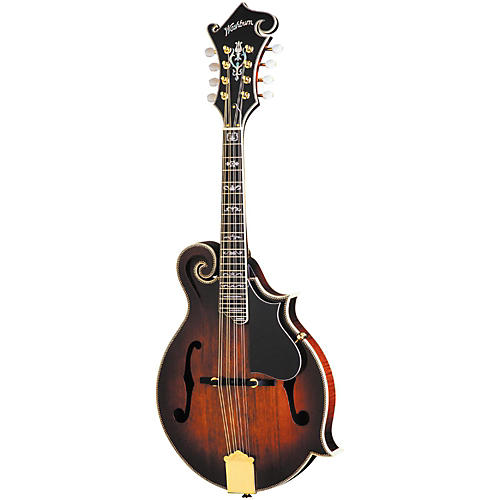 Washburn M6SW Jethro Burns F-Style Mandolin Sunburst