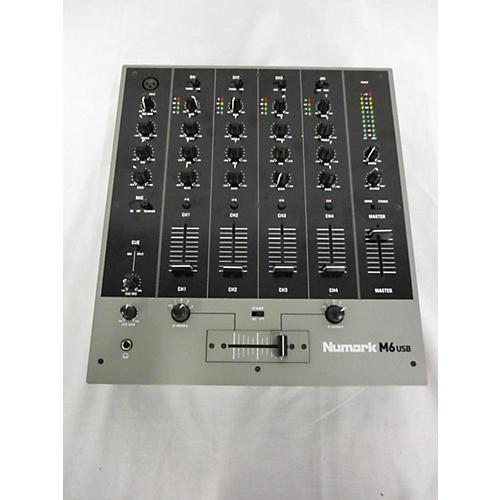 Numark M6USB DJ Mixer-thumbnail