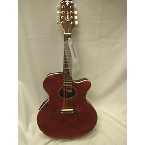 Pre-owned Crafter Guitars M70e Electric Mandolin Mandolin