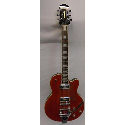 DeArmond M75T Solid Body Electric Guitar-thumbnail