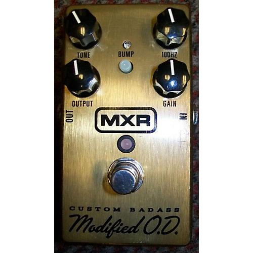 MXR M77 Custom Modified Badass Overdrive Effect Pedal-thumbnail